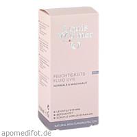WIDMER Feuchtigkeitsfluid UV6 nicht parfümiert, 50 ML, Louis Widmer GmbH
