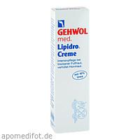 GEHWOL med Lipidro-Creme, 125 ML, Eduard Gerlach GmbH