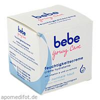 bebe Young Care FEUCHTIGKEITS CREME, 50 ML, Johnson & Johnson GmbH