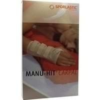 SPORLASTC MANU-HIT CARPAL links x-small haut, 1 ST, Sporlastic GmbH