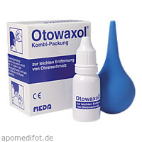 OTOWAXOL, 10 ML, MEDA Pharma GmbH & Co.KG