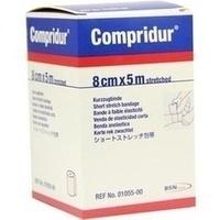 COMPRIDUR KOMPR 5X8CM, 1 ST, Bsn Medical GmbH