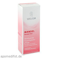 WELEDA Mandel wohltuende Feuchtigkeitspflege, 30 ML, WELEDA AG