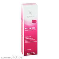 WELEDA Wildrose Glättende Augenpflege, 10 ML, Weleda AG