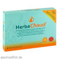 Herbachaud Wärmepflaster, 6 ST, Laboklinika Produktions-Und Vertriebs-Gesellschaft mbH