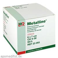METALLINE DRAIN KOMPR 6X7, 50 ST, Lohmann & Rauscher GmbH & Co. KG