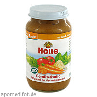 Holle Gemüserisotto, 220 G, Holle baby food AG