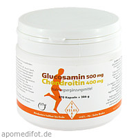 Glucosamin 500mg + Chondroitin 400mg Kaps., 270 ST, Velag Pharma GmbH