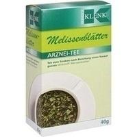 MELISSENBLAETTER KLENK, 40 G, Heinrich Klenk GmbH & Co. KG