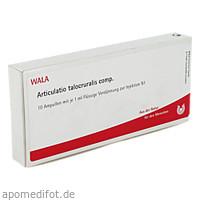 ARTICULATIO TALOCRURA COMP, 10X1 ML, Wala Heilmittel GmbH