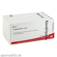 CRATAEGUS/COR COMP, 50X1 ML, Wala Heilmittel GmbH