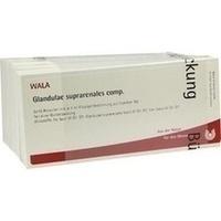 GLANDULAE SUPRARENALI COMP, 50X1 ML, Wala Heilmittel GmbH
