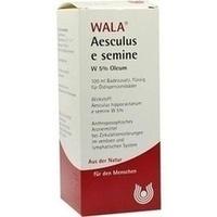 AESCULUS E SEMINE W 5% OL, 100 ML, Wala Heilmittel GmbH