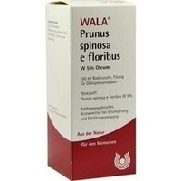 PRUNUS SPIN E FLOR W 5% OL, 100 ML, Wala Heilmittel GmbH