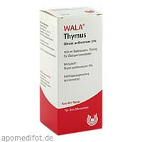 THYMUS OLEUM AETH 5%, 100 ML, Wala Heilmittel GmbH