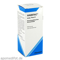 HABIFAC spag. Peka N, 100 ML, Pekana Naturheilmittel GmbH