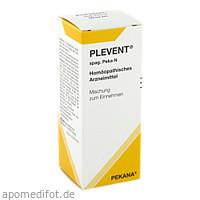 PLEVENT spag. Peka N, 50 ML, Pekana Naturheilmittel GmbH
