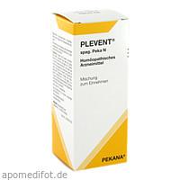 PLEVENT spag. Peka N, 100 ML, Pekana Naturheilmittel GmbH
