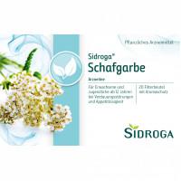 Sidroga Schafgarbe, 20X1.5 G, Sidroga Gesellschaft Für Gesundheitsprodukte mbH