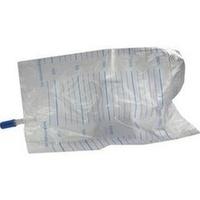 Urinbeutel 2.0l unst m.Rücklaufsp. u. Bodenablauf, 2000 ML, Ehrhardt-Medizinprodukte GmbH