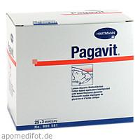 PAGAVIT Lemon Glycerin Wattestäbchen, 25X3 ST, PAUL HARTMANN AG