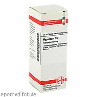 HYPERICUM D 3, 20 ML, Dhu-Arzneimittel GmbH & Co. KG