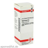 HYPERICUM D 6, 20 ML, Dhu-Arzneimittel GmbH & Co. KG