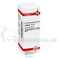 LACHESIS D15, 20 ML, Dhu-Arzneimittel GmbH & Co. KG