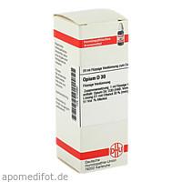 OPIUM D30, 20 ML, Dhu-Arzneimittel GmbH & Co. KG