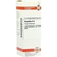 RAUWOLFIA D 4, 20 ML, Dhu-Arzneimittel GmbH & Co. KG