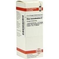 RHUS TOX D12, 20 ML, Dhu-Arzneimittel GmbH & Co. KG
