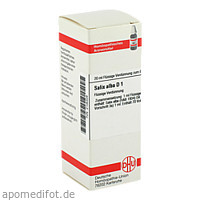 SALIX ALBA D 1, 20 ML, Dhu-Arzneimittel GmbH & Co. KG