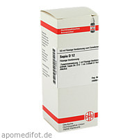 SEPIA D12, 50 ML, Dhu-Arzneimittel GmbH & Co. KG
