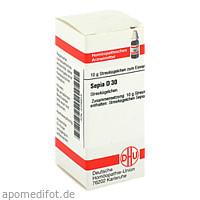 SEPIA D30, 10 G, Dhu-Arzneimittel GmbH & Co. KG