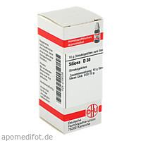 SILICEA D30, 10 G, Dhu-Arzneimittel GmbH & Co. KG