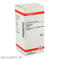 SILICEA D 2, 200 ST, Dhu-Arzneimittel GmbH & Co. KG