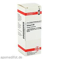 SILICEA D30, 20 ML, Dhu-Arzneimittel GmbH & Co. KG