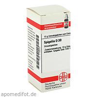 SPIGELIA D30, 10 G, Dhu-Arzneimittel GmbH & Co. KG