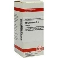 STROPHANTHUS D 4, 80 ST, Dhu-Arzneimittel GmbH & Co. KG