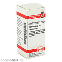 TABACUM D30, 10 G, Dhu-Arzneimittel GmbH & Co. KG