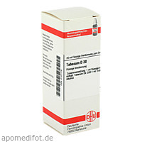 TABACUM D30, 20 ML, Dhu-Arzneimittel GmbH & Co. KG