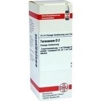 TARAXACUM D 2, 20 ML, Dhu-Arzneimittel GmbH & Co. KG