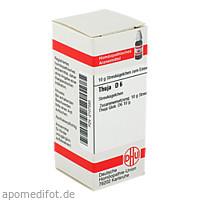 THUJA D 6, 10 G, Dhu-Arzneimittel GmbH & Co. KG