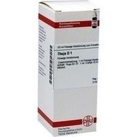 THUJA D 1, 50 ML, Dhu-Arzneimittel GmbH & Co. KG