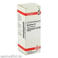 ABROTANUM D 6, 20 ML, Dhu-Arzneimittel GmbH & Co. KG
