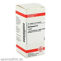 ABROTANUM D 3, 80 ST, Dhu-Arzneimittel GmbH & Co. KG