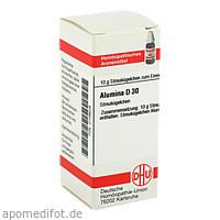 ALUMINA D30, 10 G, Dhu-Arzneimittel GmbH & Co. KG