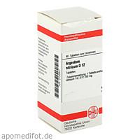 ARGENTUM NITR D12, 80 ST, Dhu-Arzneimittel GmbH & Co. KG