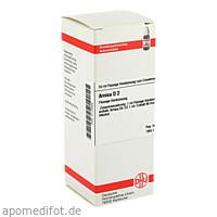 ARNICA D 2, 50 ML, Dhu-Arzneimittel GmbH & Co. KG