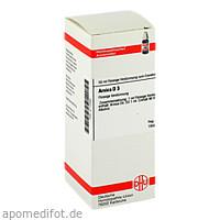 ARNICA D 3, 50 ML, Dhu-Arzneimittel GmbH & Co. KG